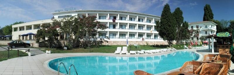 Отель: chaika 3* (чайка 3*) - болгария - св константин