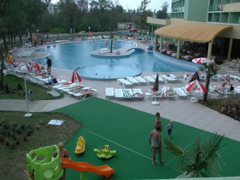 Фотогалерея отеля kalina garden hotel 4* - солнечный берег